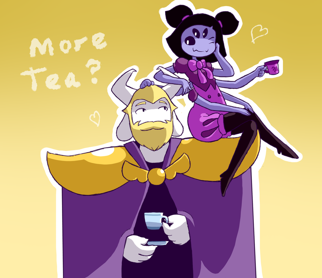 Tea by NekuZ