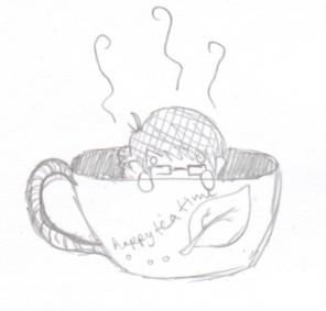 steaming hot by ffkjmto5