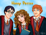 Harry Potter Disney style