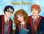 Harry Potter Disney style