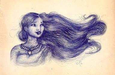 Pocahontas by SeeTheMagic