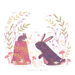 Little Mouse + Rabbit