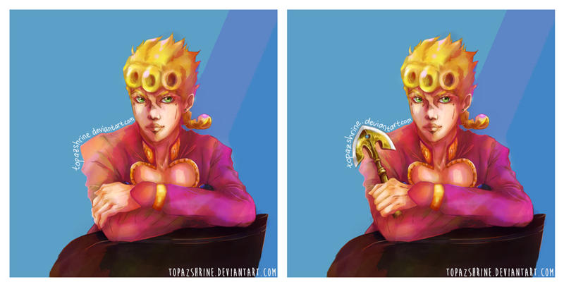 I Giorno Giovanna Have A Stand Arrow By Topazshrine On Deviantart The process of making the stand arrow pen (with explanation), which i gave my bf on his birthday! i giorno giovanna have a stand arrow
