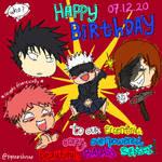 Jujutsu Kaisen - Happy Birthday Gojo Sensei