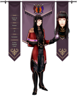 AA: Quinn de Drago by swagever