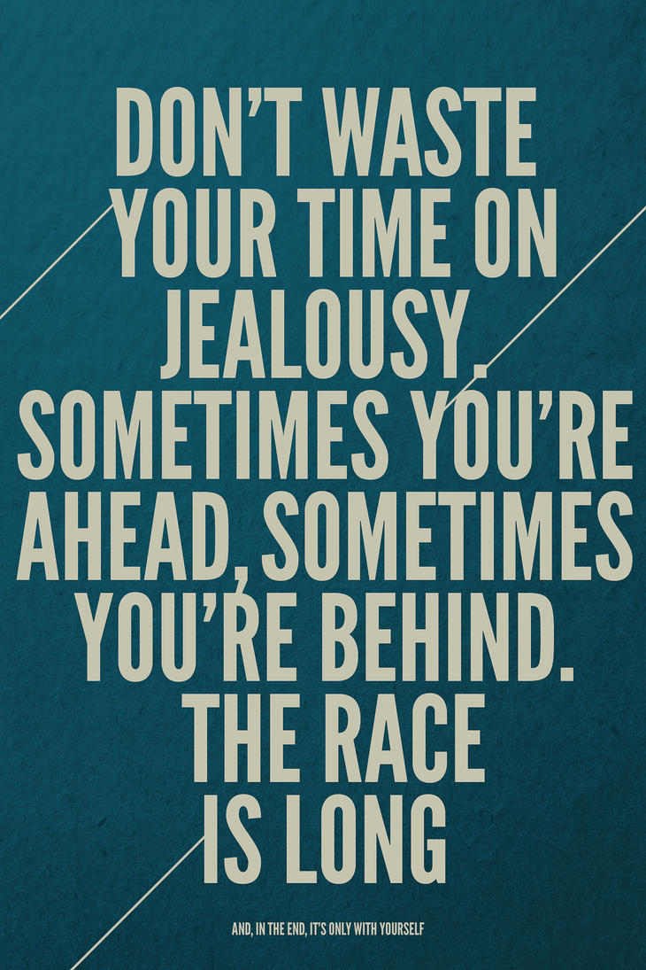Jealousy, The 2nd Most...