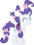 Rarity - Silly Hair