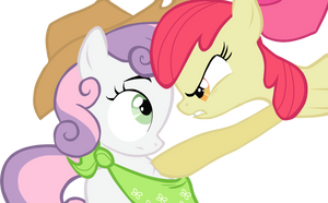 Apple Bloom - One. Day. by Flufee-Foxx