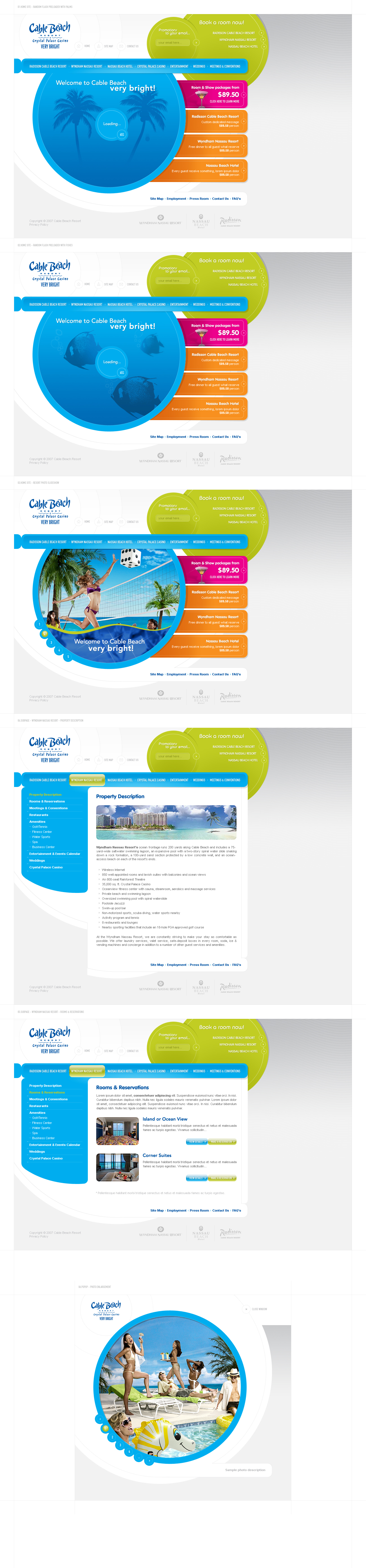Cable Beach Resort by gregbike