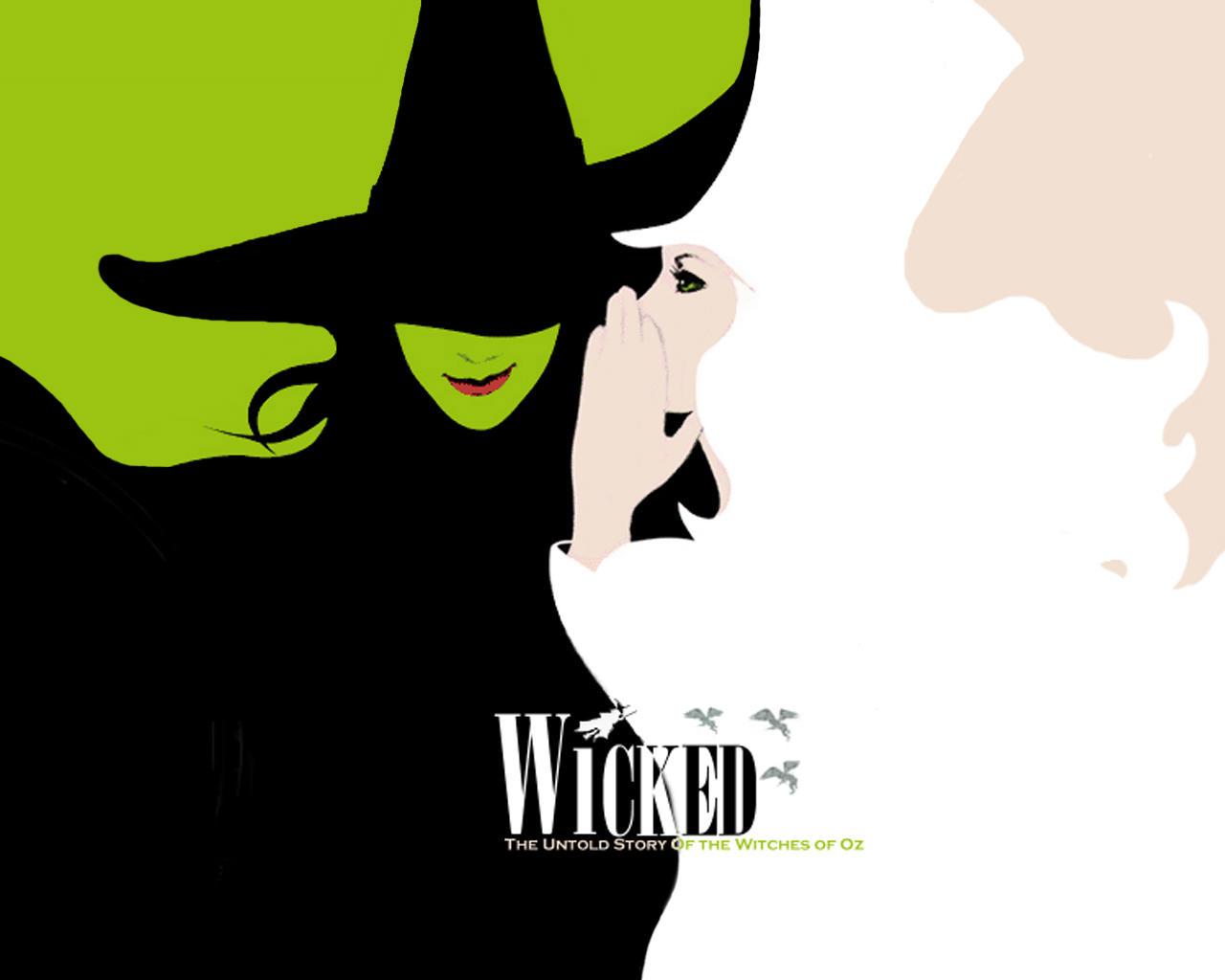 Similiar Wicked The Play Clip Art Keywords