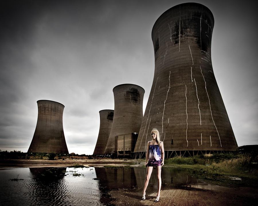 Dark Towers by PhilWinterbourne