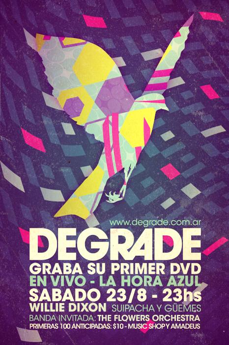 degrade e by Par4noid