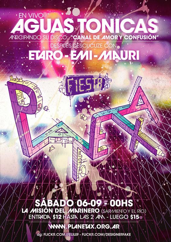Planeta X by Par4noid