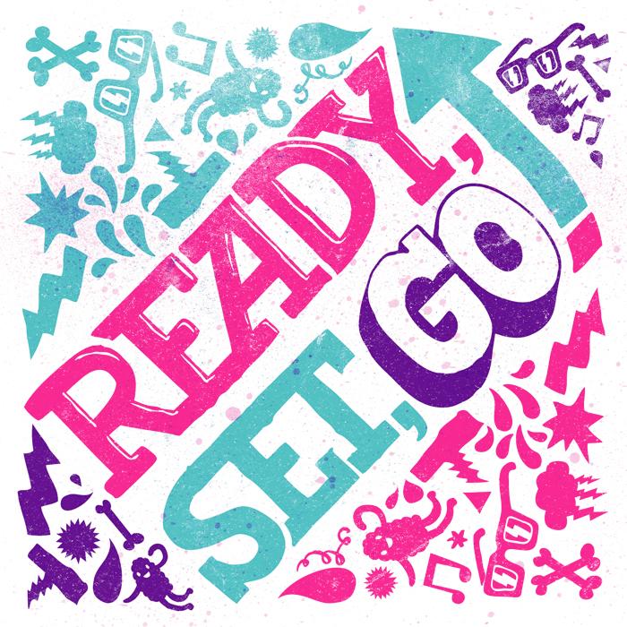 Ready, Set, Go by Par4noid