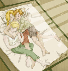 +Just Brothers+ by Eien-no-hime