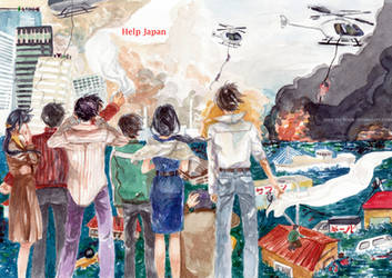 Help Japan by Eien-no-hime