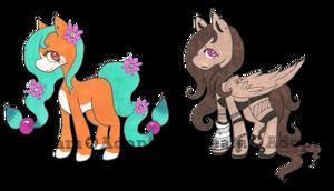Pony Adopts {Closed!}