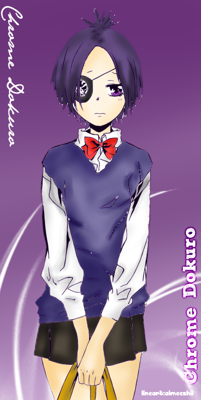 Chrome Dokuro by BakaTerri