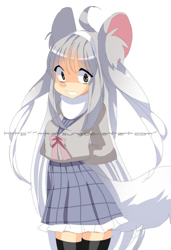 wolphfe by Mikatsune