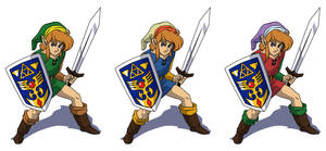 Link to the Past Vector