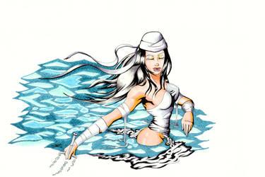 Elektra :c: by Klaymen1
