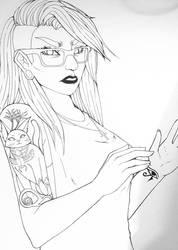 Ink Lines