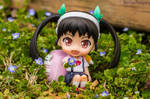 Mayoi-chan and The Flowers