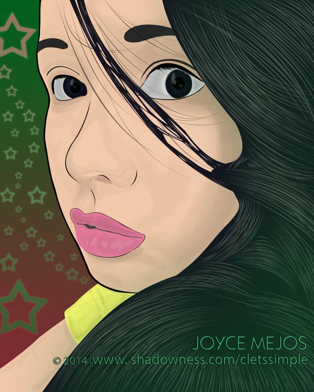 Joyce Mejos by cletssimple