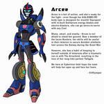 Transformers Animated: Prime Arcee