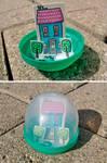 mini capsule diorama
