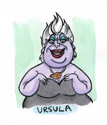 Villain 21 Ursula by TRAVALE