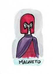 Villain 23 Magneto by TRAVALE