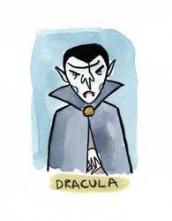 Villain 28 Dracula by TRAVALE