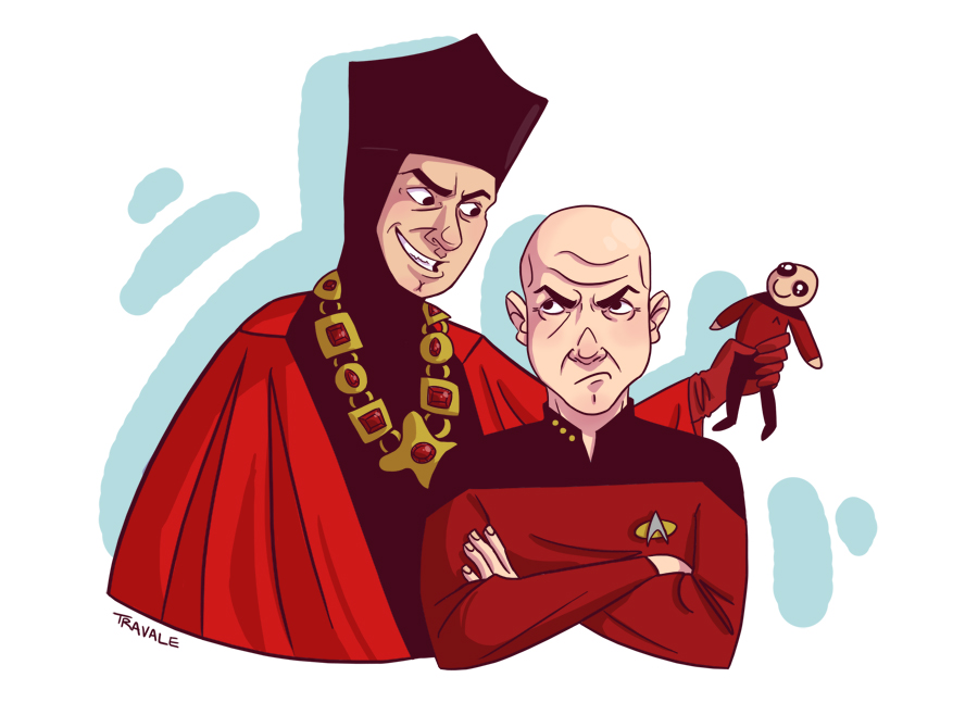 Captain Picard Day 2011