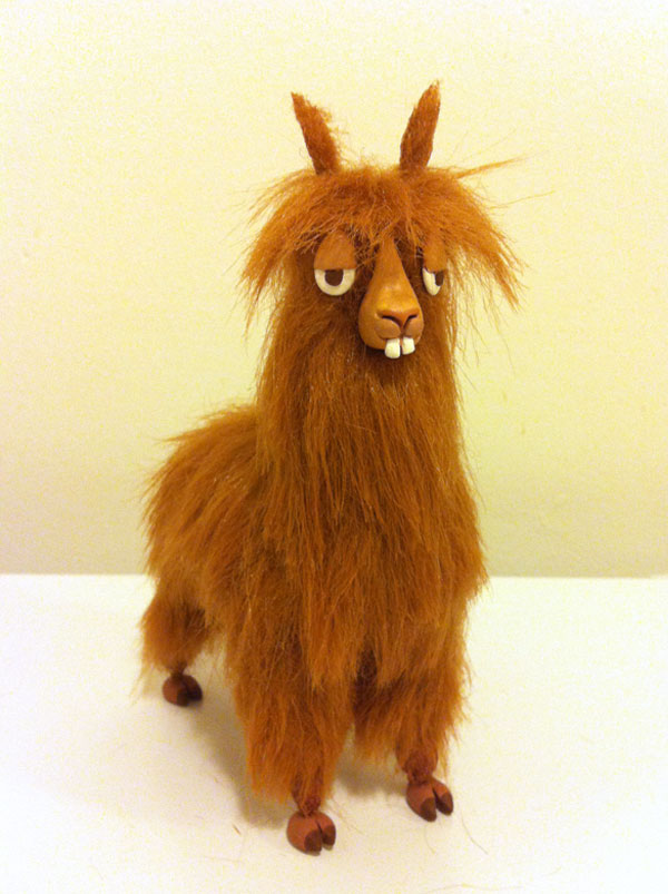 Finished Alpaca by TRAVALE