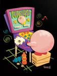 Kirby Pinball Land