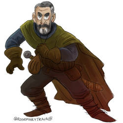 Davos Seaworth by TRAVALE