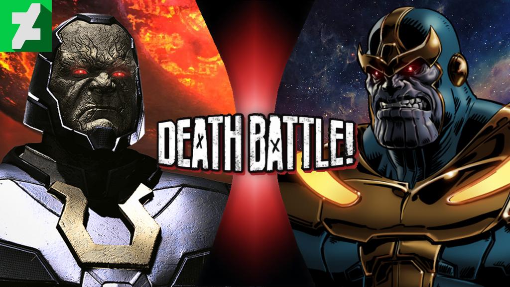 9ffb1539db1f DEATH BATTLE - Darkseid VS Thanos - Preview by SpyKrueger on DeviantArt