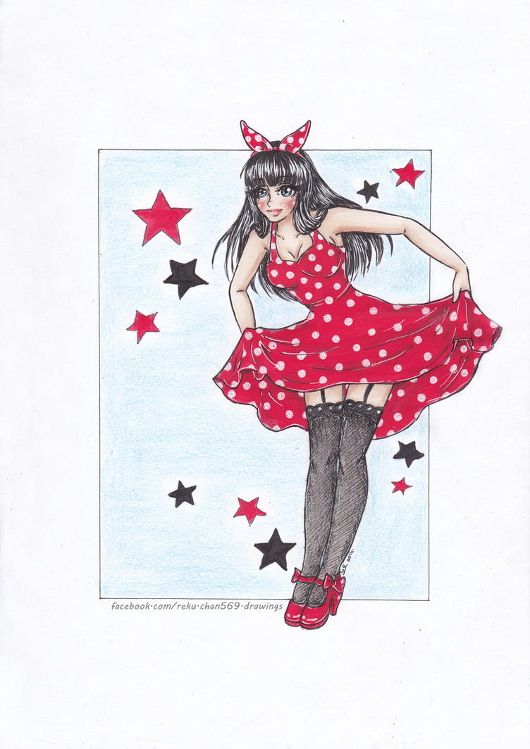 Pin up by Reku-chan569