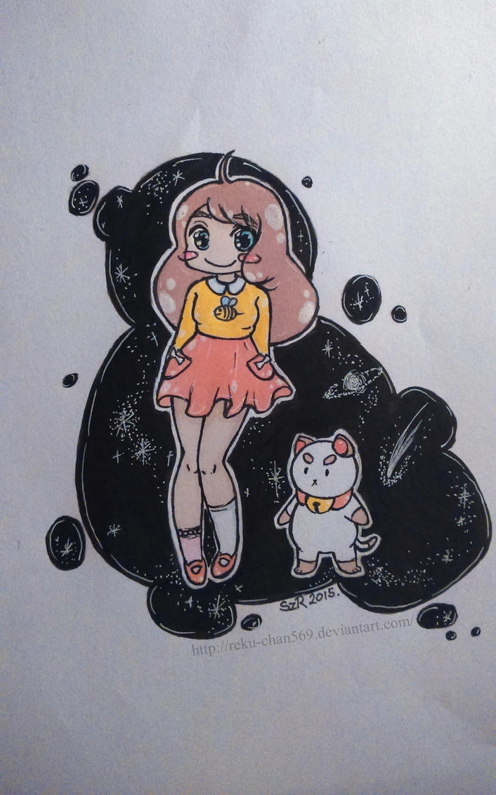 Bee and Puppycat by Reku-chan569