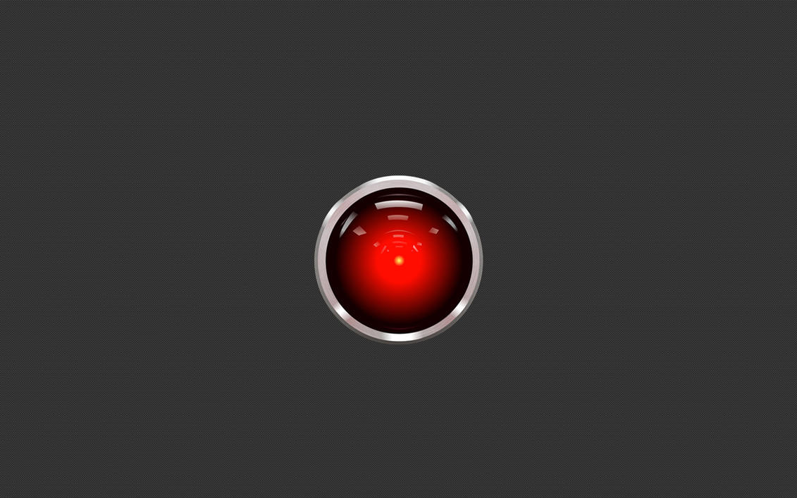 hal 9000 wallpaper by janaltom on deviantart