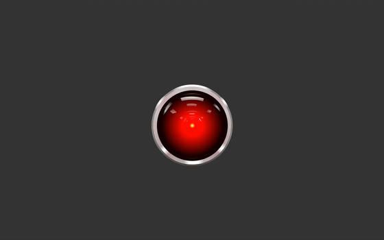 HAL 9000 wallpaper