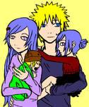 DeiHina Family by NarutemaDeiHina