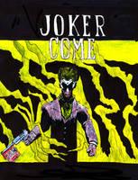 SKETCH JAM  JOKER COVER by Luber-Lord