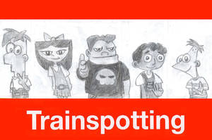 SKETCH JAM  TRAINSPOTTING PYF by Luber-Lord