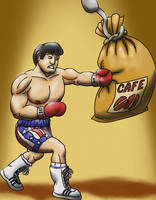 COFFE AND MOVIES, ROCKY