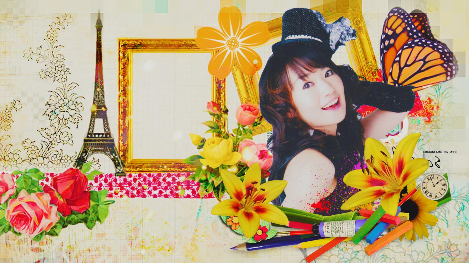 Nana Wallpaper by Suki95