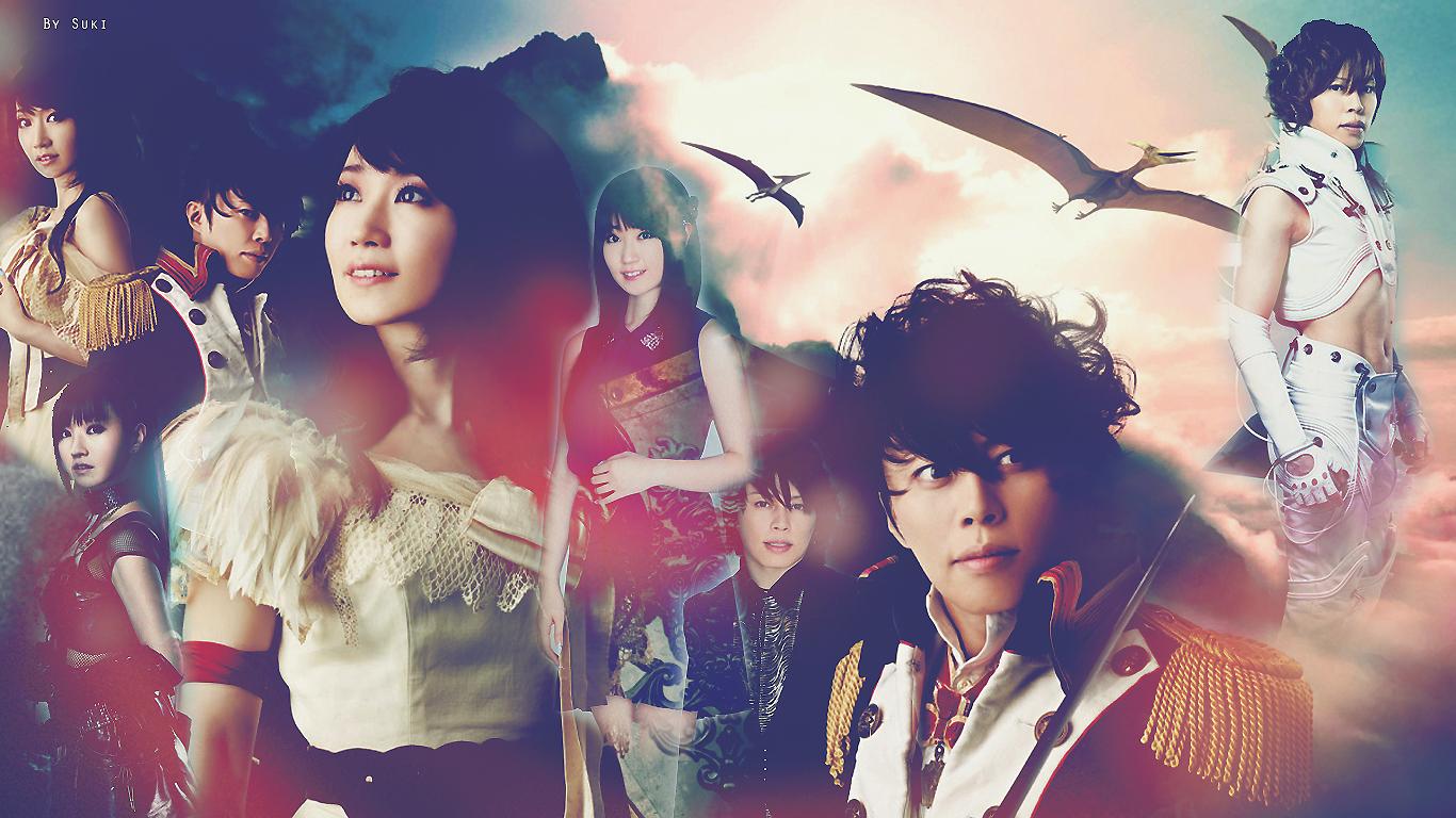 Nana Mizuki X T M Revolution By Suki95 On Deviantart