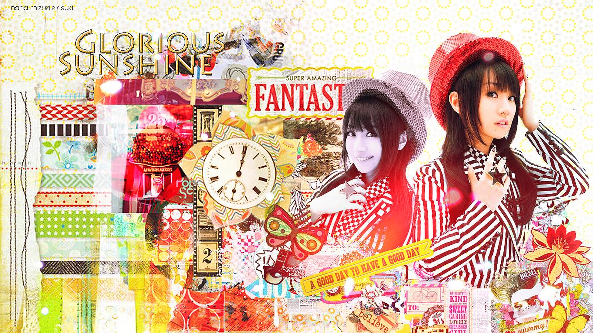 Glorious Sunshine by Suki95