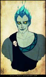 Hey Hades by merit